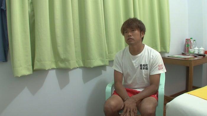 ハト胸/「あいのり:Asian Journey」第5話より(C)フジテレビ