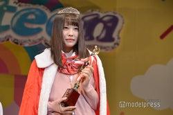 「高一ミスコン2018」準グランプリの上水口姫香さん(C)モデルプレス
