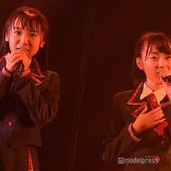 「だけど…」勝又彩央里、本田そら/AKB48柏木由紀「アイドル修業中」公演(C)モデルプレス