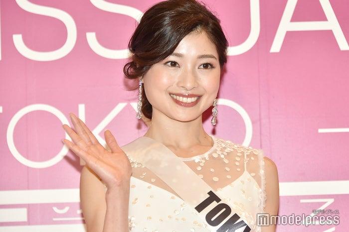 「ミス・ジャパン」東京代表・土屋炎伽さん(C)モデルプレス