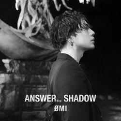 OMI「ANSWER... SHADOW」(5月12日リリース)初回生産限定盤A(提供写真)