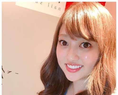 菊地亜美、つやつやと輝く圧巻美肌に「鏡みたい」「まさに理想」と注目集まる