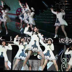 「チーム8結成4周年記念祭 in日本ガイシホール しあわせのエイト祭り」夜公演(C)AKS