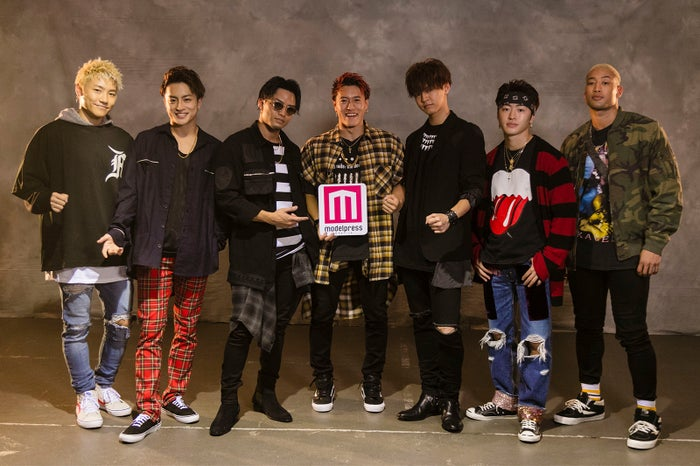 GENERATIONS from EXILE TRIBE(画像提供:WOWOW)