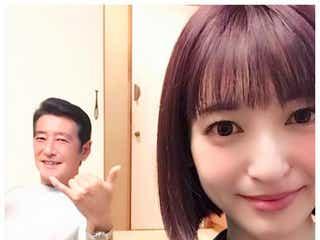 神田沙也加、父・神田正輝とのレアな親子ショットに「やっぱり似てる」「仲良くて素敵」反響