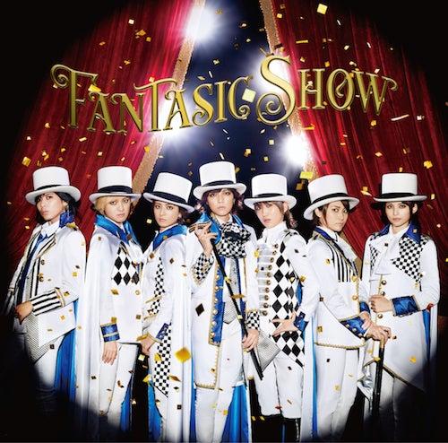 ザ・フーパーズ「FANTASIC SHOW」(11月28日発売)初回限定LIVE(提供画像)