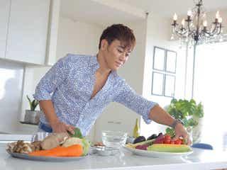 """""""自分らしくダイエットできるスープ""""Atsushiがレシピ考案"""
