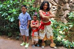 ディズニーの魔法で子どもたちが大変身!アウラニに「ペインテッド・スカイ」がオープン