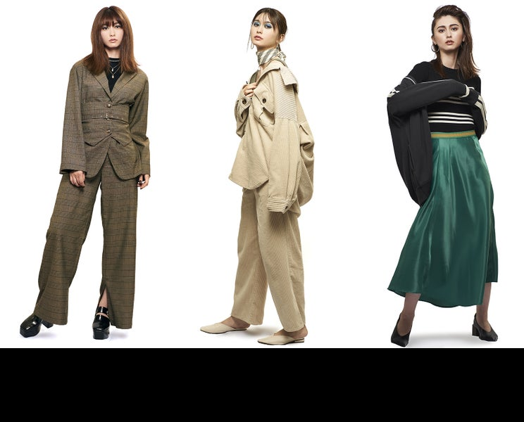 2019年秋冬の流行ファッションは?「TGC」3大トレンドキーワード発表