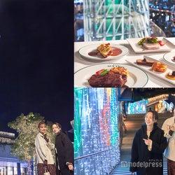 """""""世界一高いクリスマスツリー""""の足元でロマンチックな一夜を 東京スカイツリータウン(R)のイルミネーションを体験"""