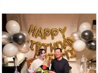 Matt、父・桑田真澄のバースデー祝福 ホームパーティーが「豪華すぎ」「桁違い」と話題