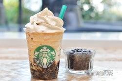 スタバ「クラフテッド コーヒー ジェリー フラペチーノ」はほろ苦&クリーミー カスタマイズでも楽しみたい!<試飲レポ>