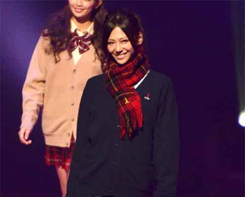 西内まりや、三浦翔平ら美男美女が制服ファッションショー「Seventeen 夏の学園祭2012」<写真特集>