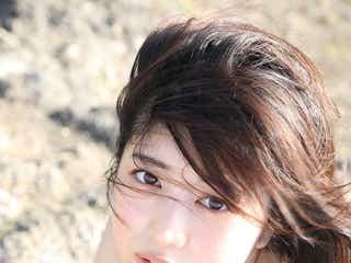 吉田莉桜、透明美肌にドキッ ドラマチックな肢体披露