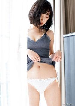 池上紗理依(C)佐藤裕之/ヤングマガジン