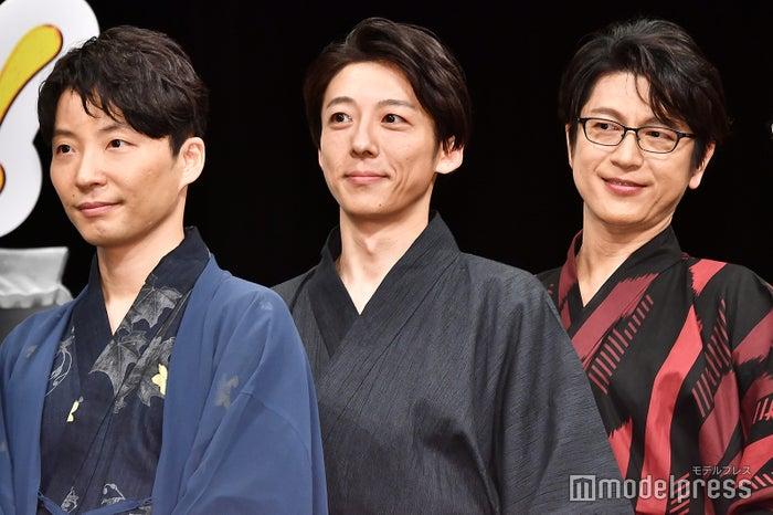 星野源、高橋一生、及川光博 (C)モデルプレス