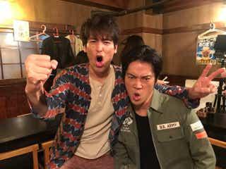 桐谷健太&佐藤隆太、10年ぶり共演「ROOKIES」ショットに反響 横浜流星も感激<4分間のマリーゴールド>