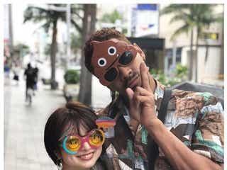 「テラハ」福田愛大&田中優衣、ラブラブ沖縄旅行に反響「微笑ましい」の声