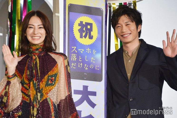 田中圭、北川景子との舞台挨拶翌日にDAIGOに遭遇「そんなことあります!?」<スマホを落としただけなのに>