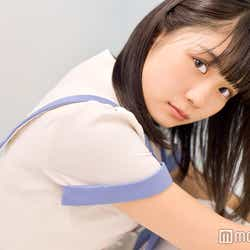 """モデルプレス - SKE48小畑優奈、新センター抜擢の理由がわかった 「霊長類最強の可愛さ」「奇跡の透明少女」…""""キャッチコピーがあり過ぎる""""逸材<モデルプレスインタビュー>"""