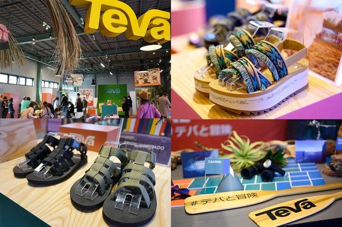 旅先でもお洒落でラクちん!「Tevaのスポサン」が春夏ファッションを制す(C)モデルプレス/右下提供写真