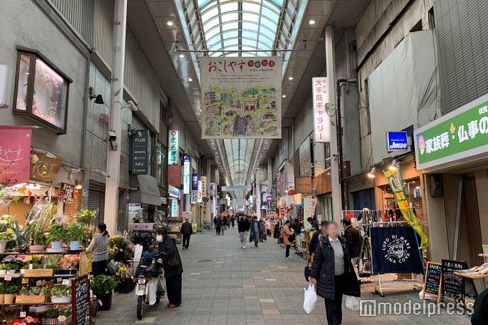 伏見大手筋商店街(C)モデルプレス