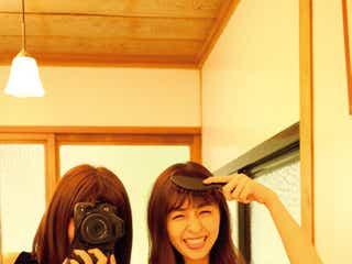 池田エライザ、柳ゆり菜の「週プレ」グラビア撮影「感嘆のため息がとまりません」