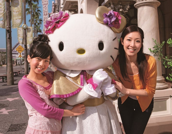 (C)1976, 2018 SANRIO CO., LTD. APPROVAL NO.EJ8091203 TM&(C)Universal Studios. All rights reserved.