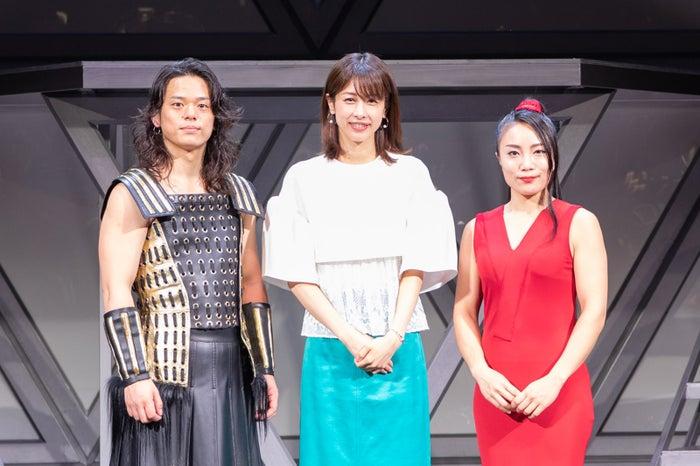 加藤綾子さんも絶賛(提供写真)