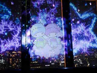 東京タワーでキキ&ララの特別プロジェクションマッピング カフェでもコラボ