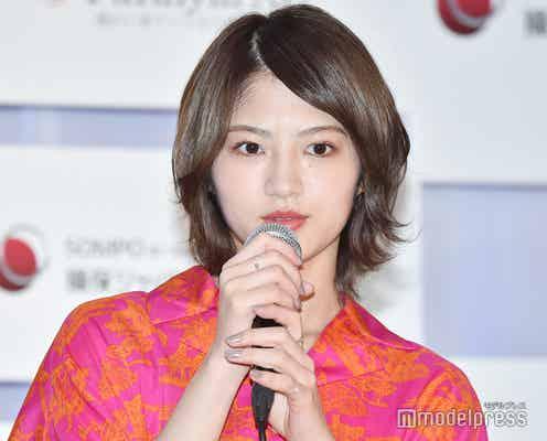 元乃木坂46若月佑美、衛藤美彩の交際宣言にコメント
