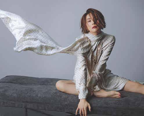 米倉涼子、奇跡のスタイル披露「悔しくなる」何事にも果敢にトライする理由とは