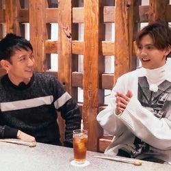 """片寄涼太、尊敬するスーパースターと共演 VERBALと""""日本代表""""としてゲスト登場"""