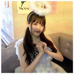 モデルプレス - 乃木坂46松村沙友理、天使になる 可愛さ悶絶級で「これは反則」の声