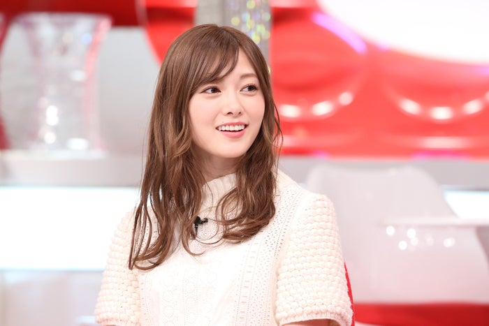 白石麻衣(C)日本テレビ