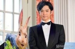 """千葉雄大、ピーターラビット役に抜擢で歌声も披露 起用理由は""""可愛いだけじゃない""""ギャップ"""