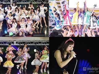 SKE48、でんぱ組.inc、SUPER☆GiRLSら150組超のアイドル集結「TOKYO IDOL FESTIVAL」開幕