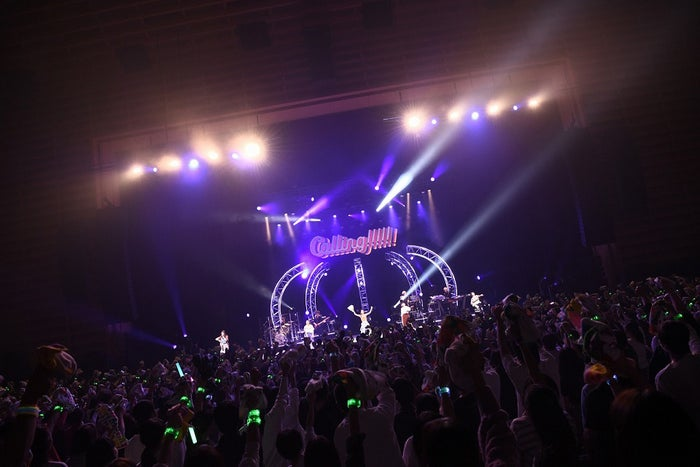 ライブの様子/撮影:Yusuke Sato(提供写真)