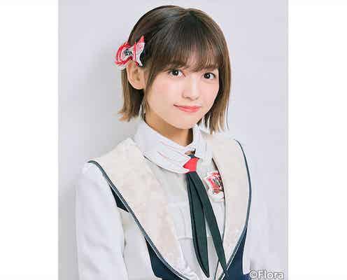 "NGT48 中村歩加、大人の魅力を漂わせる""透明肌""水着ショット公開"