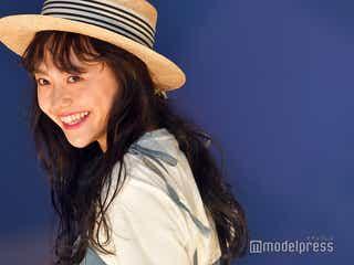 松井愛莉、満開の笑顔を弾けさせた<札幌コレクション2018>