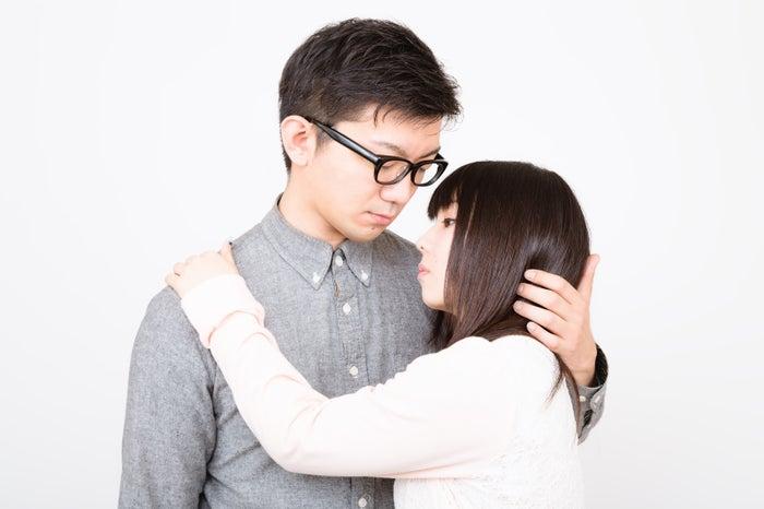 もしかしたら彼は元々キスするタイプじゃないかも…/photo by ぱくたそ