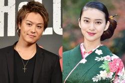 EXILE TAKAHIRO&武井咲、結婚を発表 来春に第1子誕生へ