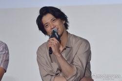 小栗旬 ※写真は映画『銀魂』中高生限定試写会より(C)モデルプレス