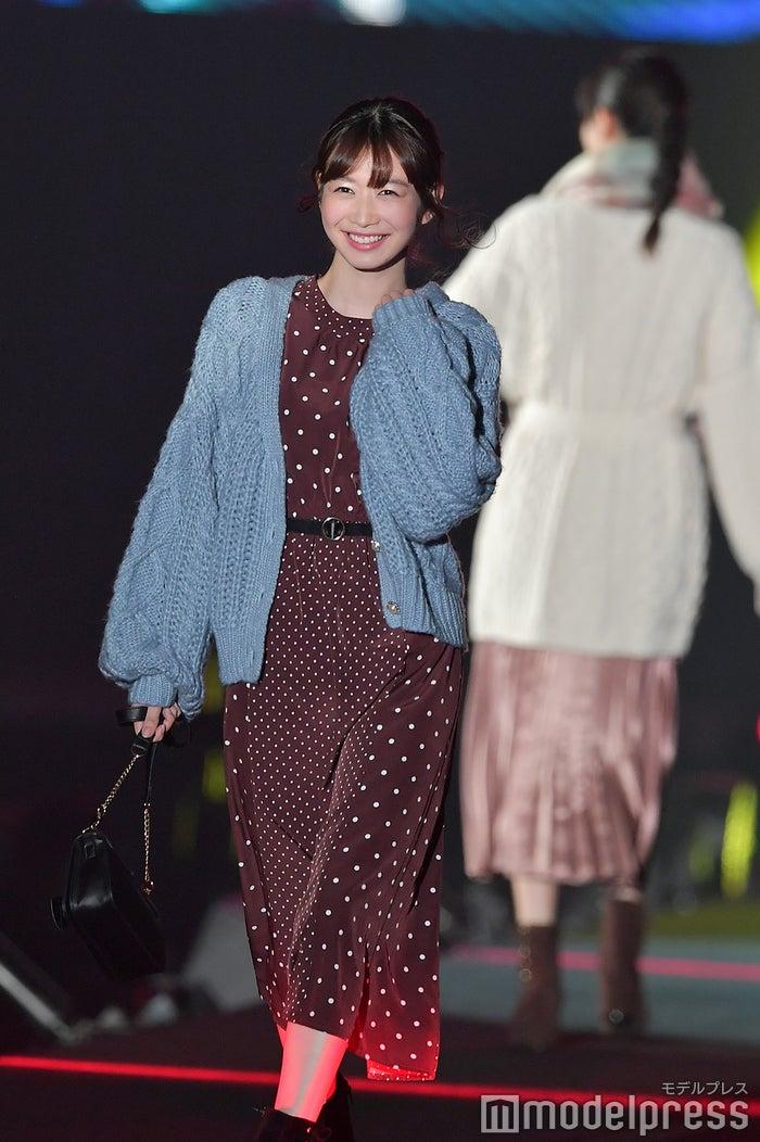 岡本夏美 (C)モデルプレス