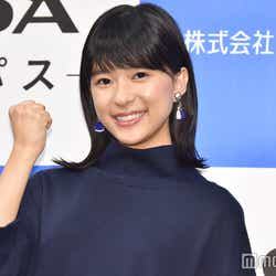 ドラマ『海月姫』のクランクインを報告した芳根京子 (C)モデルプレス