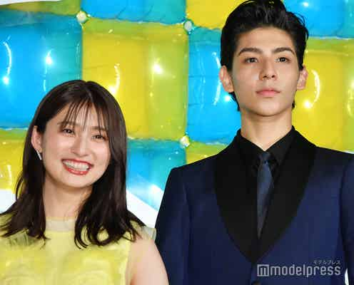 吉川愛、Snow Manラウールは「可愛くて息子みたい」 役との切り替えに「プロ」と感嘆も<ハニーレモンソーダ>