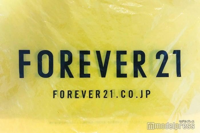「Forever21」のショッパー (C)モデルプレス