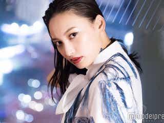 大政絢、圧倒的美貌が台湾の夜にきらめく 2017年のプライベートはどうだった?モデルプレスインタビュー