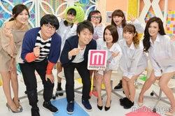 テラハ田森美咲・岩崎名美らと豪華開幕!新番組「モデルプレスナイト」熱い夜を繰り広げる