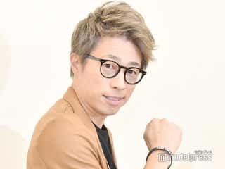 ロンブー田村淳、YouTube開始を宣言「自己表現の幅を増やしたい」